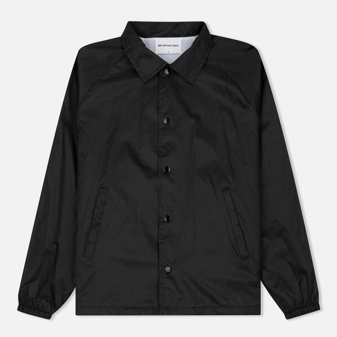 Мужская куртка MKI Miyuki-Zoku Symbol Coach Black