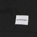 Мужская куртка MKI Miyuki-Zoku Symbol Coach Black фото- 5