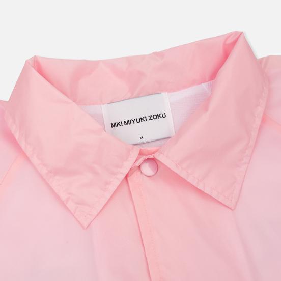 Мужская куртка MKI Miyuki-Zoku Symbol Coach Pink