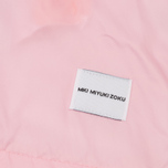 Мужская куртка MKI Miyuki-Zoku Symbol Coach Pink фото- 4