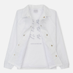 Мужская куртка MKI Miyuki-Zoku Symbol Coach White фото- 2