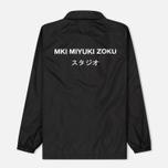 Мужская куртка MKI Miyuki-Zoku Unlined Studio Coach Black фото- 5