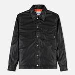 Мужская куртка MSGM Press Stud Black фото- 0