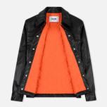 Мужская куртка MSGM Press Stud Black фото- 2