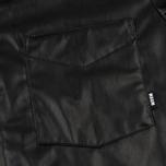 Мужская куртка MSGM Press Stud Black фото- 3