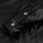 Мужская куртка MSGM Press Stud Black фото- 4