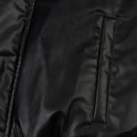 Мужская куртка MSGM Puffer Embroidered Logo Black фото- 4