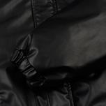 Мужская куртка MSGM Puffer Embroidered Logo Black фото- 5