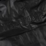 Мужская куртка MSGM Puffer Embroidered Logo Black фото- 6