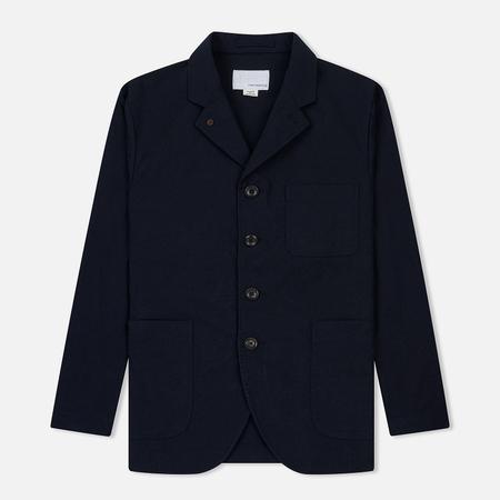 Мужская куртка Nanamica Coverall House Heck Navy