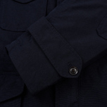 Мужская куртка Nanamica Cruiser Navy фото- 5