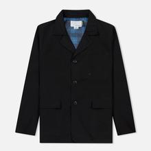 Мужская куртка Nanamica Gore-Tex Coverall House Heck Black фото- 0