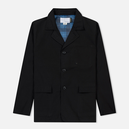 Мужская куртка Nanamica Gore-Tex Coverall House Heck Black