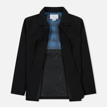 Мужская куртка Nanamica Gore-Tex Coverall House Heck Black фото- 1