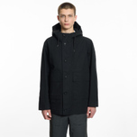 Мужская куртка Nanamica Gore-Tex Cruiser Secret Zip Pocket Black фото- 6