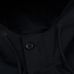 Мужская куртка Nanamica Gore-Tex Cruiser Secret Zip Pocket Black фото- 3