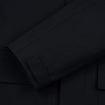 Мужская куртка Nanamica Gore-Tex Cruiser Secret Zip Pocket Black фото- 5
