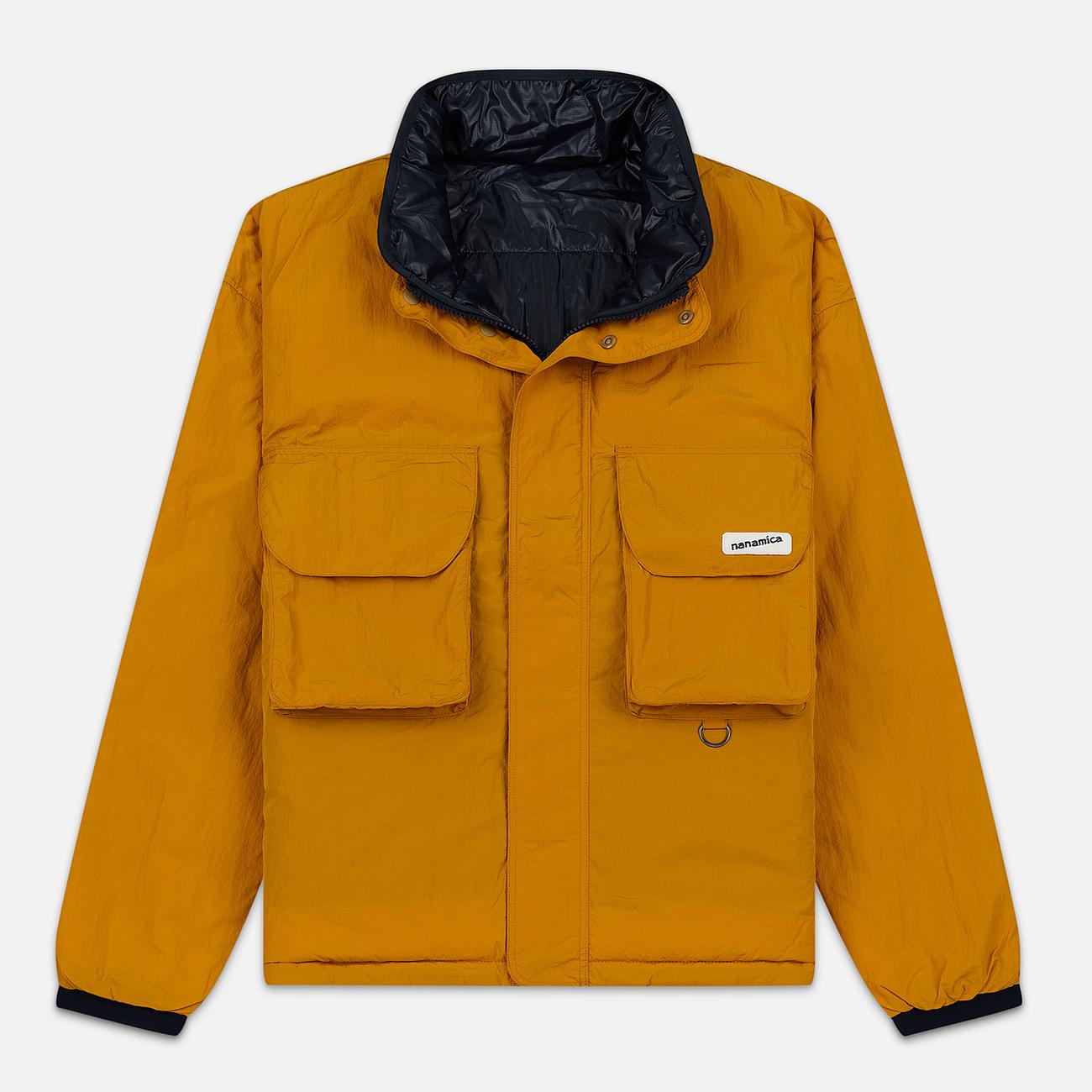 Мужская куртка Nanamica Nanamican Reversible Insulation Orange