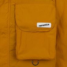 Мужская куртка Nanamica Nanamican Reversible Insulation Orange фото- 4