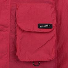 Мужская куртка Nanamica Nanamican Reversible Insulation Pink/Black фото- 4