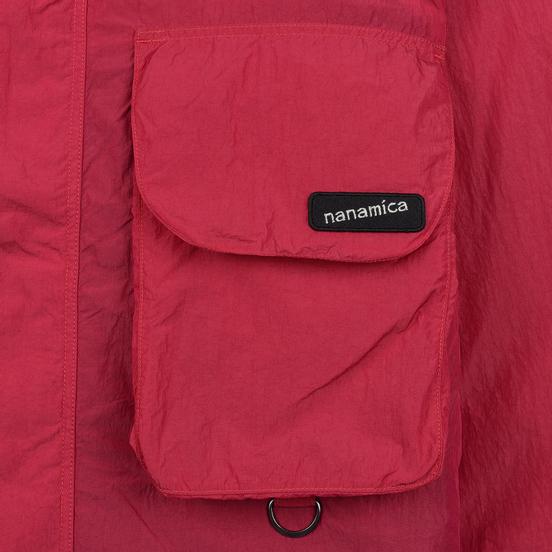 Мужская куртка Nanamica Nanamican Reversible Insulation Pink/Black