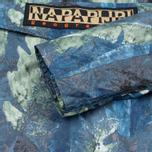 Мужская куртка анорак Napapijri Rainforest All Over Fantasy Multicolor фото- 5