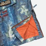 Мужская куртка анорак Napapijri Rainforest All Over Fantasy Multicolor фото- 6