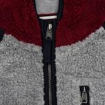 Мужская куртка Napapijri Yupik Winter Grey/Blue/Navy фото- 3