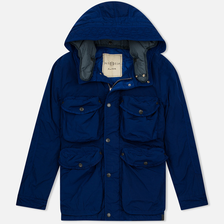 Мужская куртка Nemen Multi Pocket Smock Blue/Dark Petrol