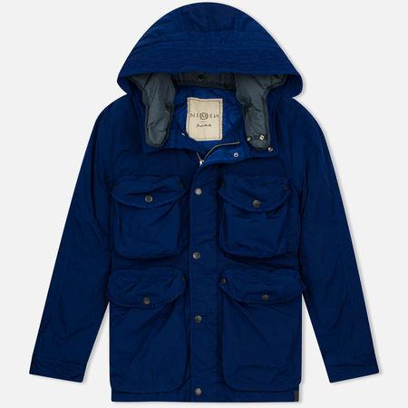 Nemen Multi Pocket Smock Blue/Dark Petrol