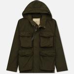 Мужская куртка Nemen Multipocket Smock Olive фото- 0