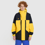 Мужская куртка Nike ACG Gore-Tex Hooded Amarillo/Black фото- 2