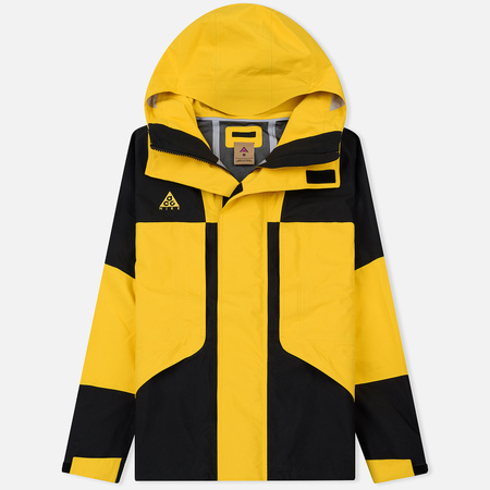 Мужская куртка Nike ACG Gore-Tex Hooded Amarillo/Black