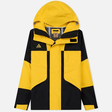 Мужская куртка Nike ACG Gore-Tex Hooded Amarillo/Black