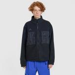 Мужская куртка Nike ACG Microfleece Black/Anthracite фото- 2
