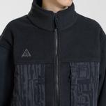 Мужская куртка Nike ACG Microfleece Black/Anthracite фото- 3