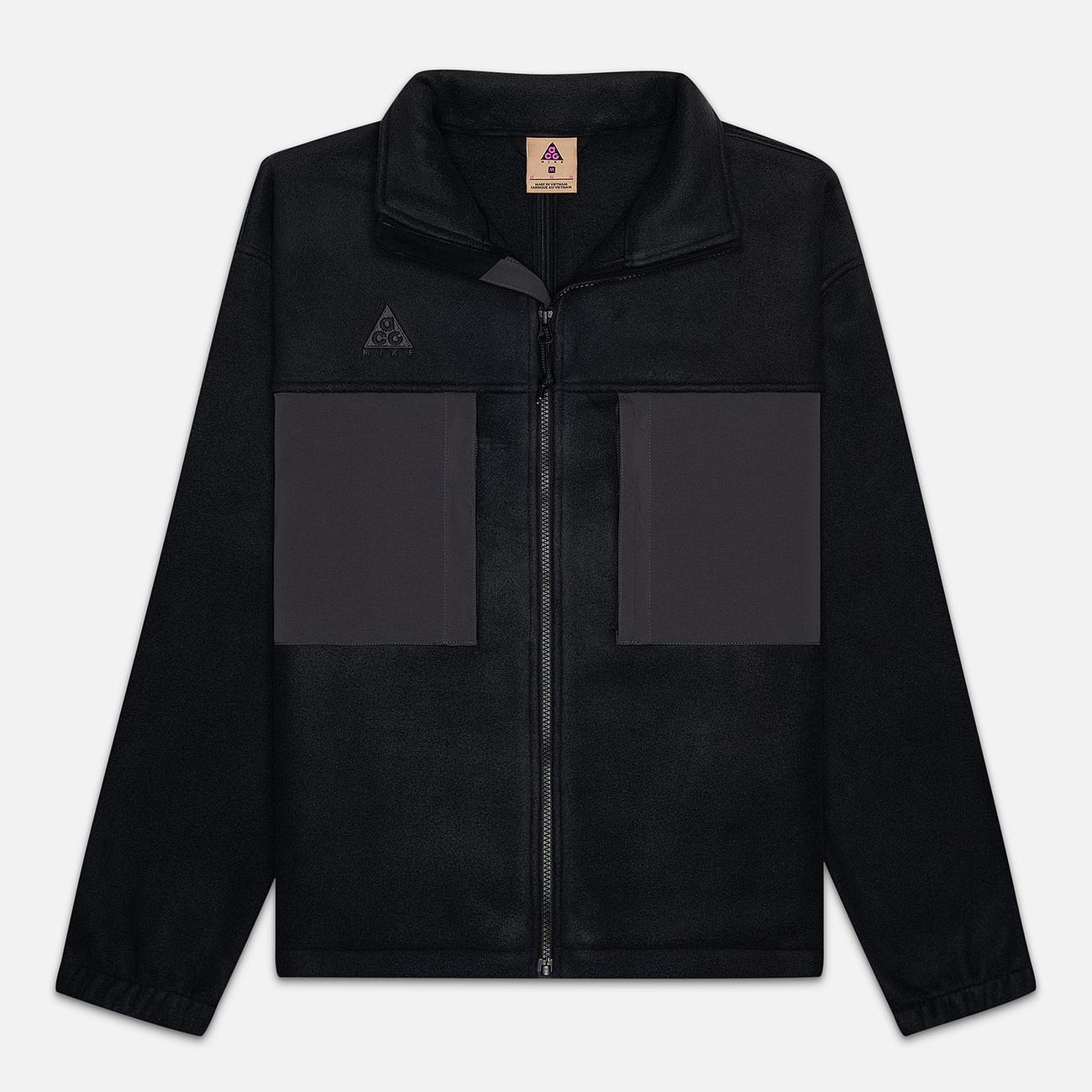 Мужская куртка Nike ACG Microfleece Black/Anthracite/Anthracite