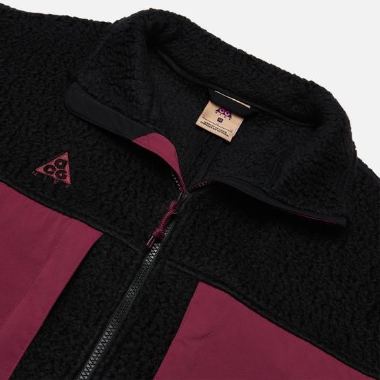 Мужская куртка Nike ACG Microfleece Black/Villain Red/Villain Red