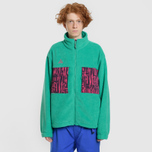 Мужская куртка Nike ACG Microfleece Lucid Green/Rush Pink фото- 2