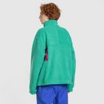Мужская куртка Nike ACG Microfleece Lucid Green/Rush Pink фото- 4