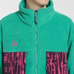 Мужская куртка Nike ACG Microfleece Lucid Green/Rush Pink фото- 3