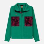 Мужская куртка Nike ACG Microfleece Lucid Green/Rush Pink фото- 0