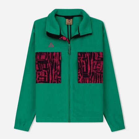 Мужская куртка Nike ACG Microfleece Lucid Green/Rush Pink