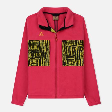 Мужская куртка Nike ACG Microfleece Rush Pink/Opti Yellow