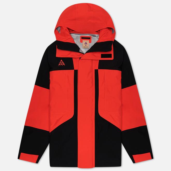 Мужская куртка Nike ACG NRG Gore-Tex Black/Habanero Red/Habanero Red