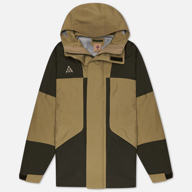 Мужская куртка Nike ACG NRG Gore-Tex Cargo Khaki/Khaki/Khaki