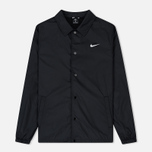Мужская куртка Nike SB Sheild Coache Black/White фото- 0