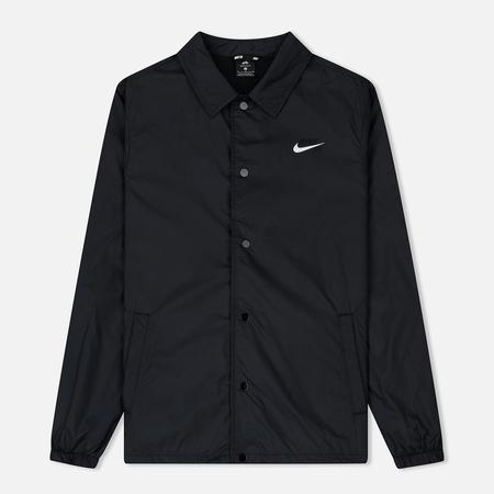 Мужская куртка Nike SB Sheild Coache Black/White