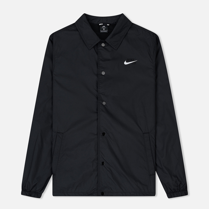 Мужская куртка Nike SB Sheild Coache Black/White