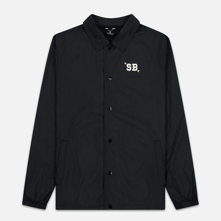 Мужская куртка Nike SB Shield Black/Black/Summit White